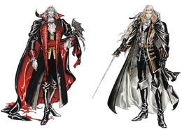 Alucard Castlevania Symphony of the Night